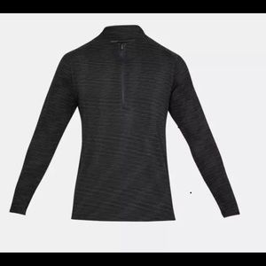 UA Under Armour Golf 1/2 Zip Knit Pullover